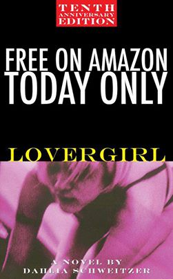 LOVERGIRL is FREE on Amazon...TODAY ONLY!