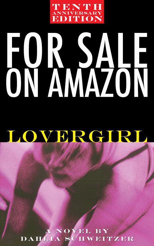 Lovergirl: Now For Sale on Amazon